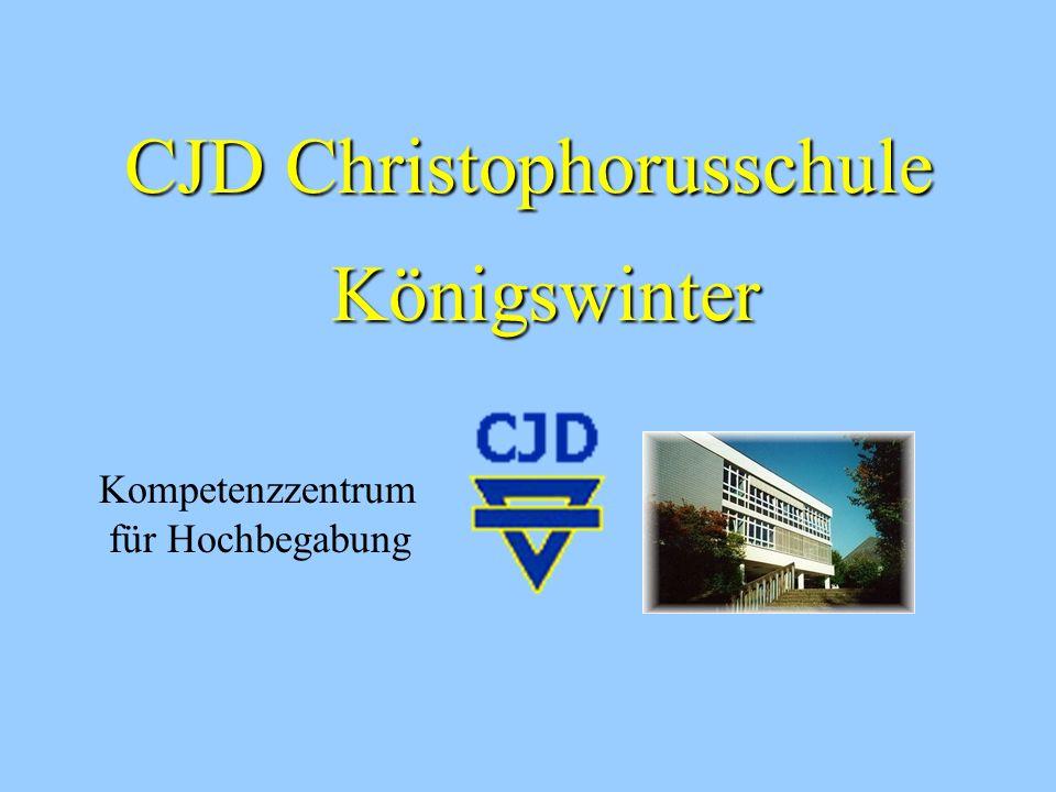 CJD Christophorusschule