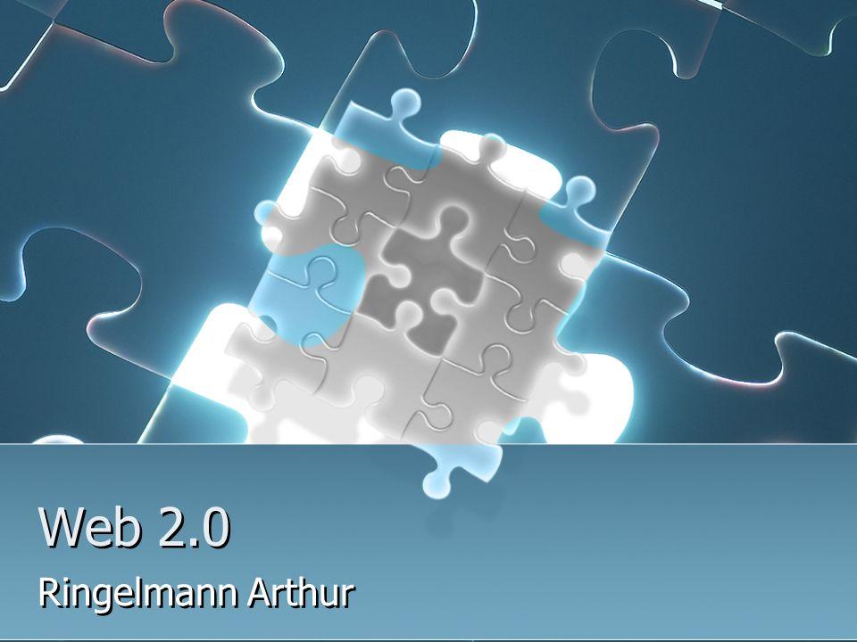 Web 2.0 Ringelmann Arthur
