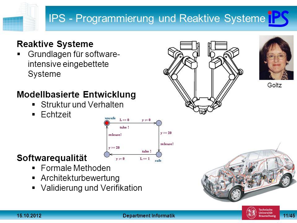 IPS - Programmierung und Reaktive Systeme