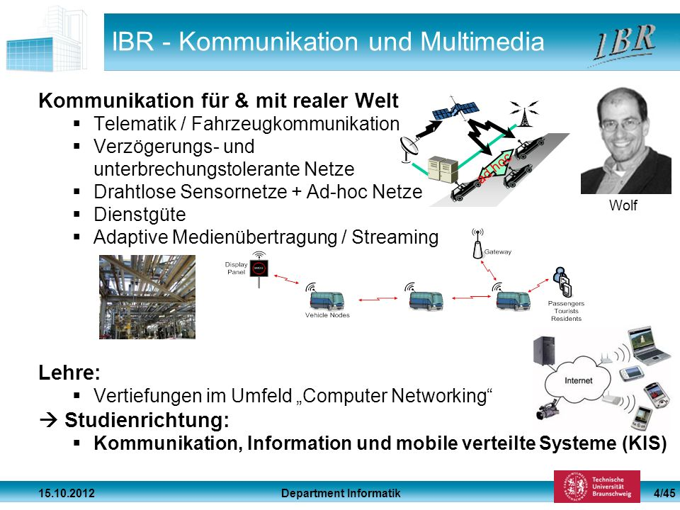 IBR - Kommunikation und Multimedia