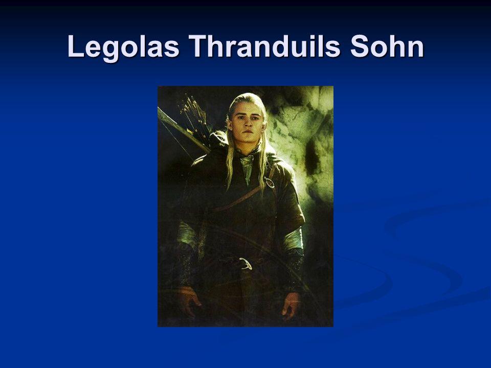 Legolas Thranduils Sohn