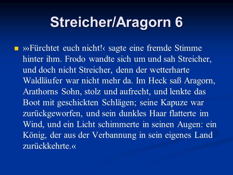 Streicher/Aragorn 6