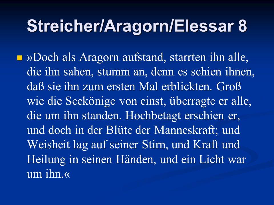 Streicher/Aragorn/Elessar 8