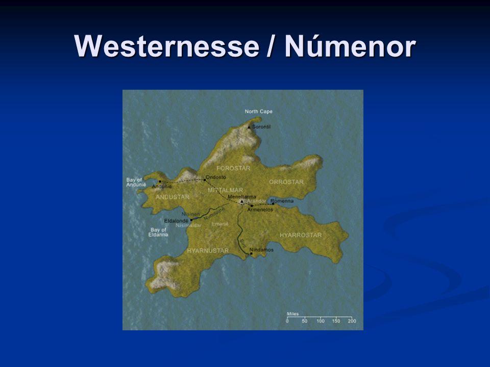 Westernesse / Númenor