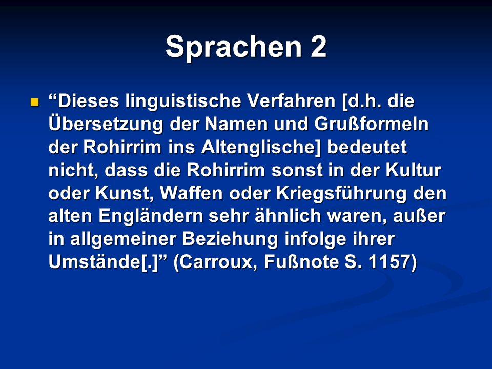 Sprachen 2