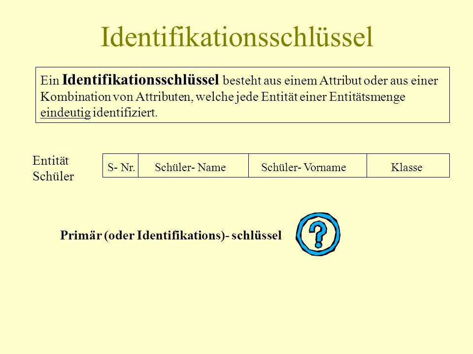 Identifikationsschlüssel