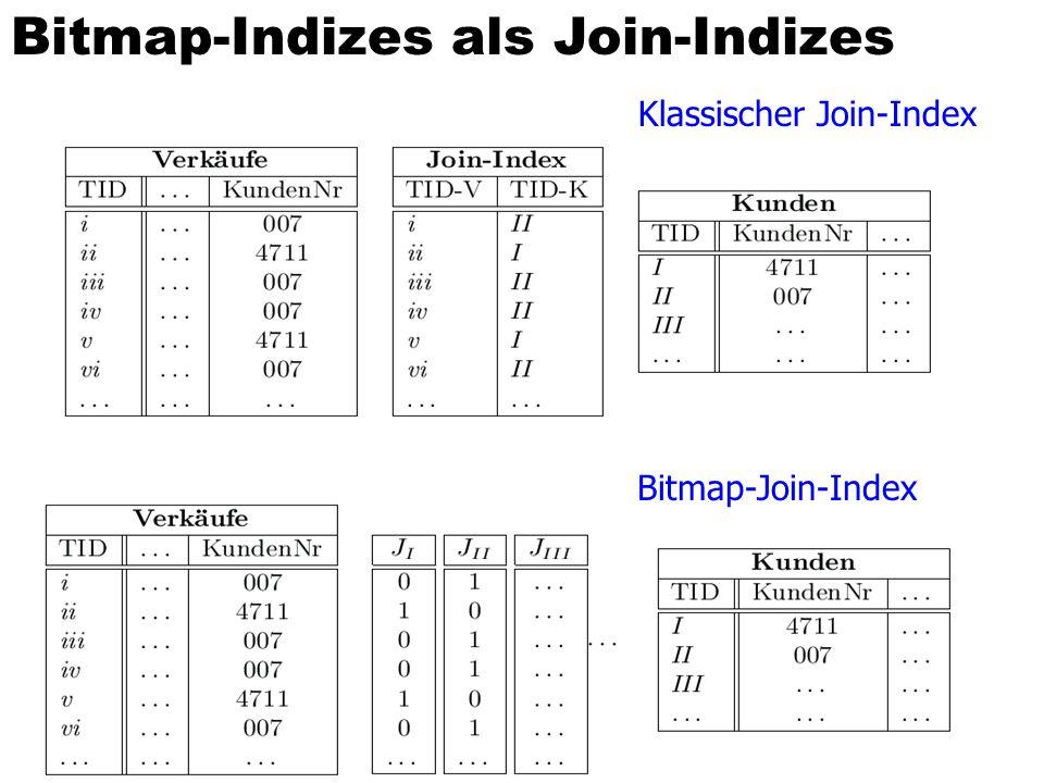 Klassischer Join-Index