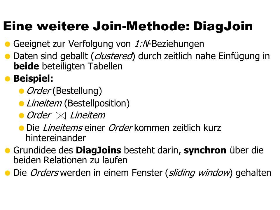 Eine weitere Join-Methode: DiagJoin