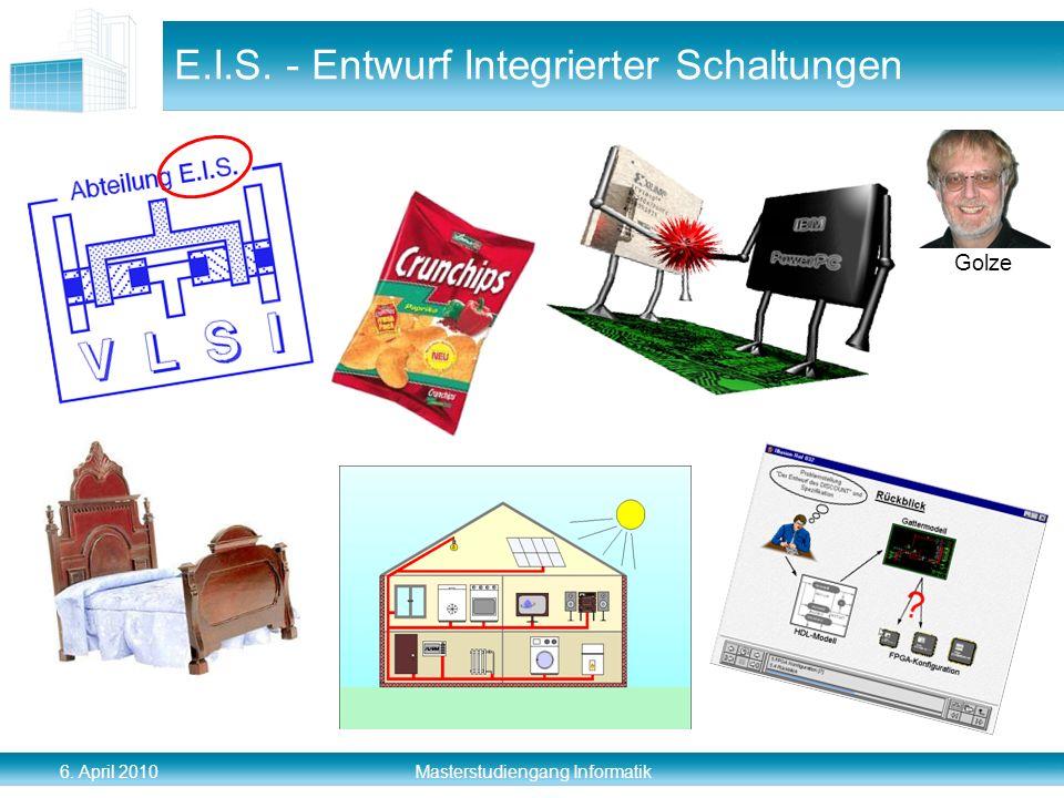 E.I.S. - Entwurf Integrierter Schaltungen