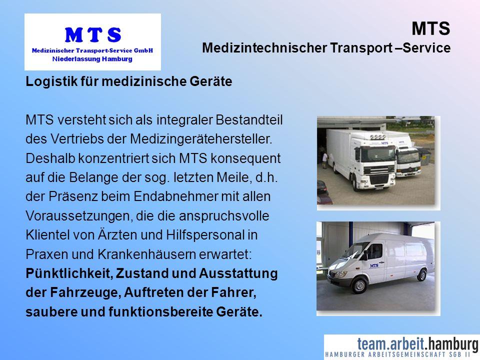 MTS Medizintechnischer Transport –Service