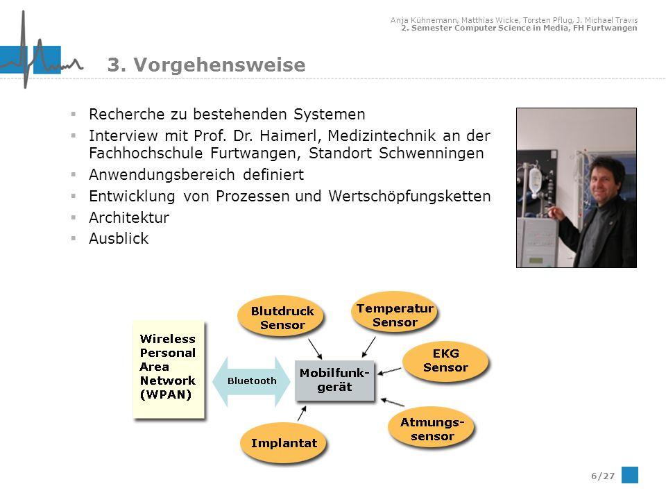 3. Vorgehensweise Recherche zu bestehenden Systemen
