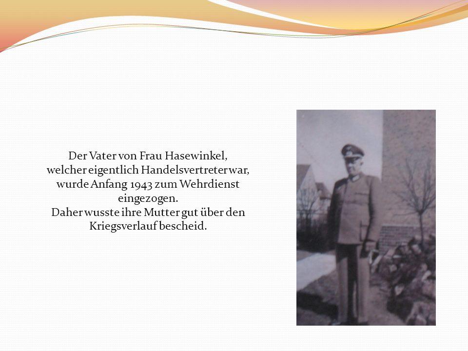 Der Vater von Frau Hasewinkel,
