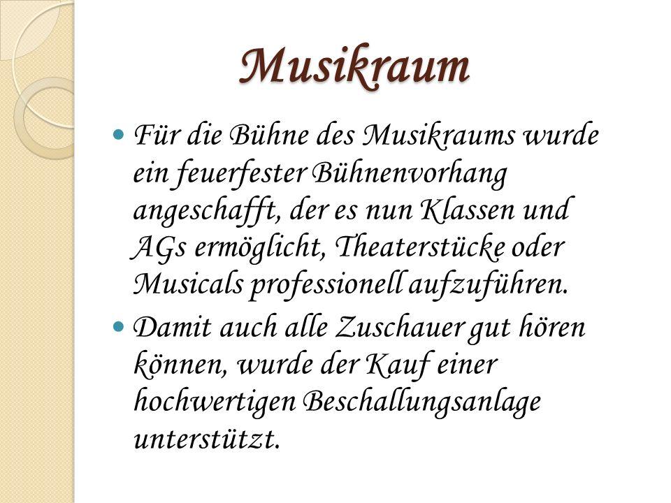 Musikraum