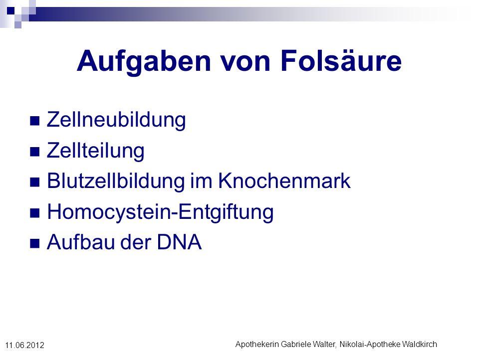 Apothekerin Gabriele Walter, Nikolai-Apotheke Waldkirch