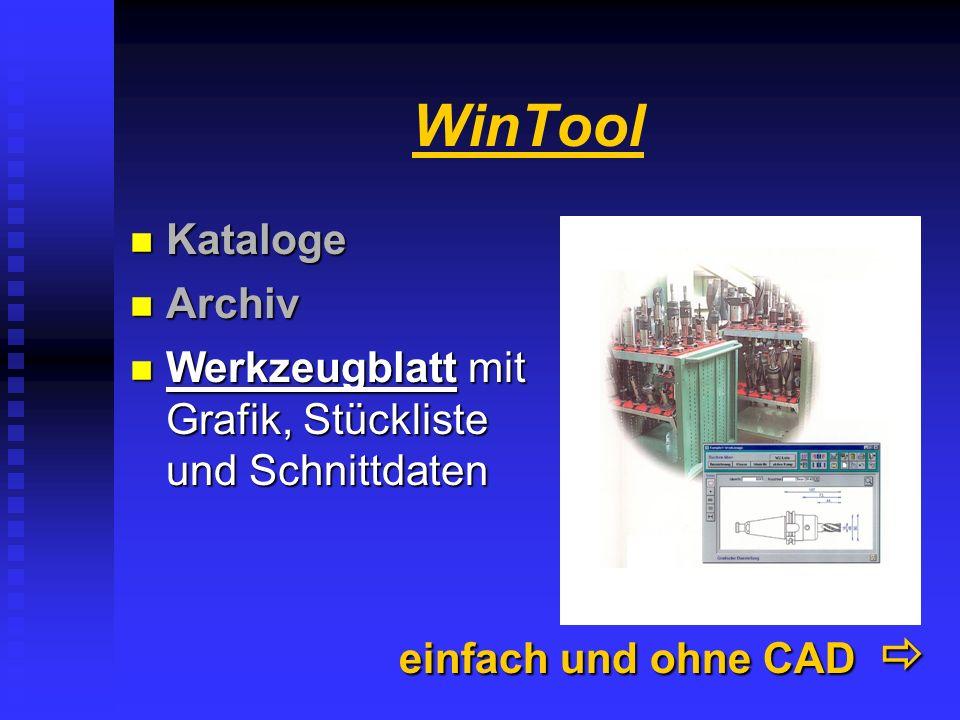 WinTool Kataloge Archiv