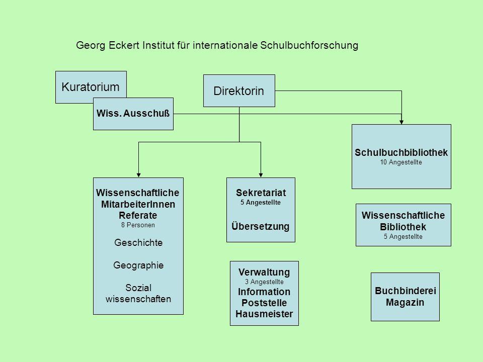 Georg Eckert Institut für internationale Schulbuchforschung
