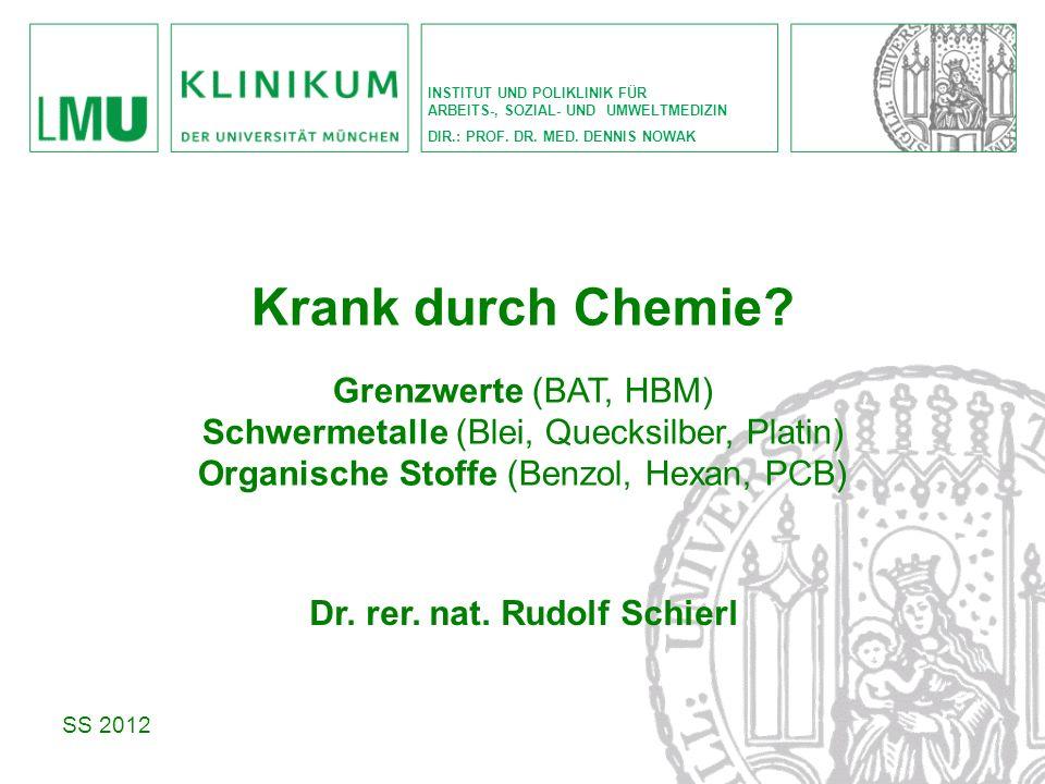 Dr. rer. nat. Rudolf Schierl