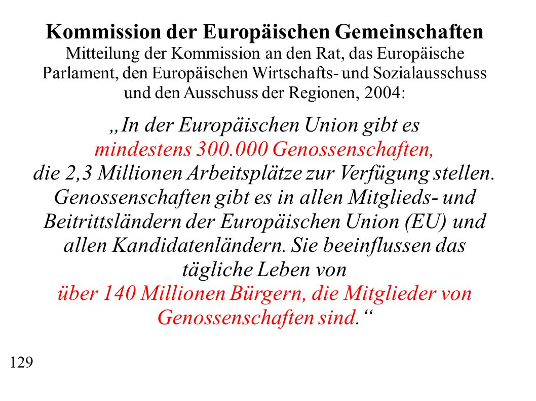 Kommission der Europäischen Gemeinschaften