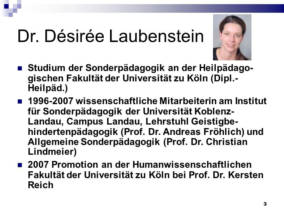 Dr. Désirée Laubenstein