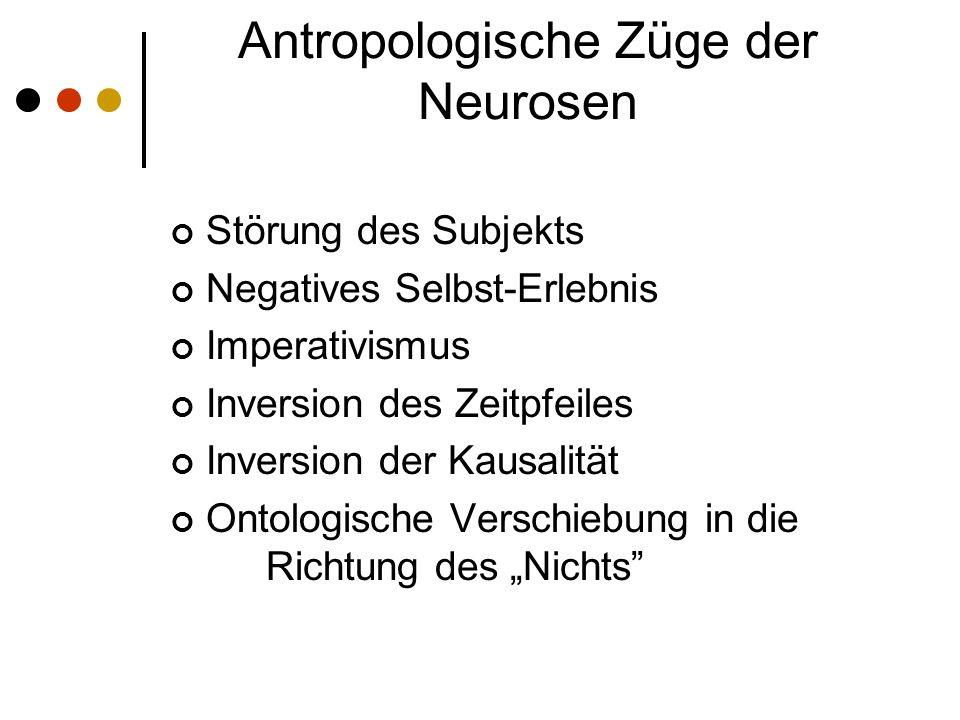 Antropologische Züge der Neurosen