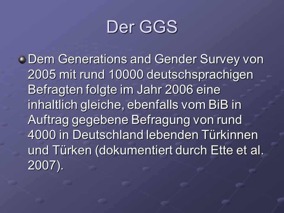 Der GGS