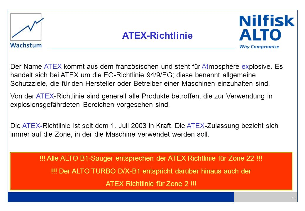 ATEX-Richtlinie