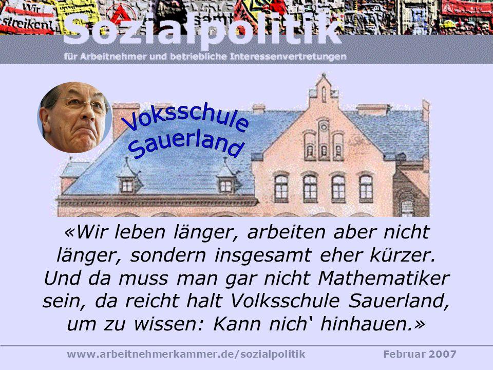 Voksschule Sauerland.