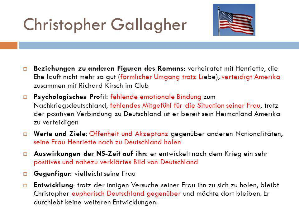 Christopher Gallagher