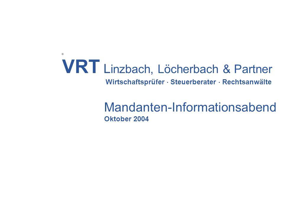 VRT Linzbach, Löcherbach & Partner