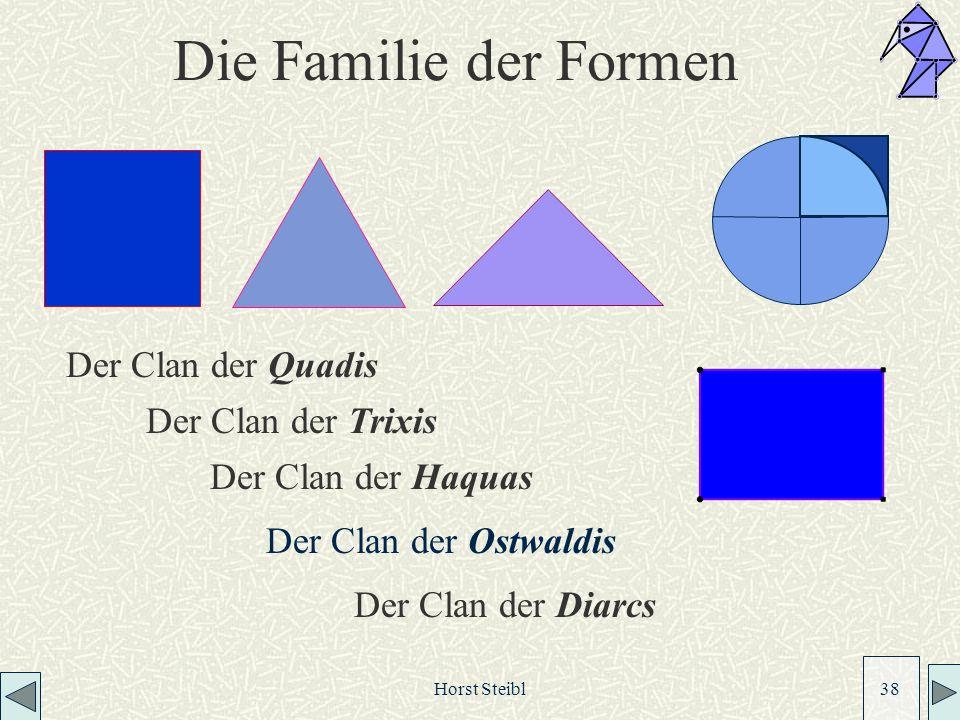 Die Familie der Formen Der Clan der Quadis Der Clan der Trixis