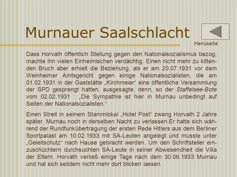 Murnauer Saalschlacht