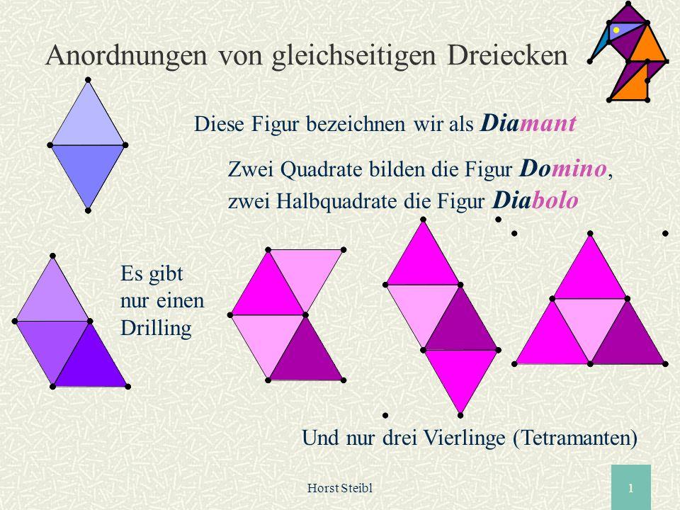 Anordnungen von gleichseitigen Dreiecken