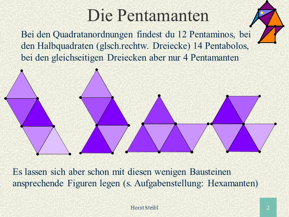 Die Pentamanten