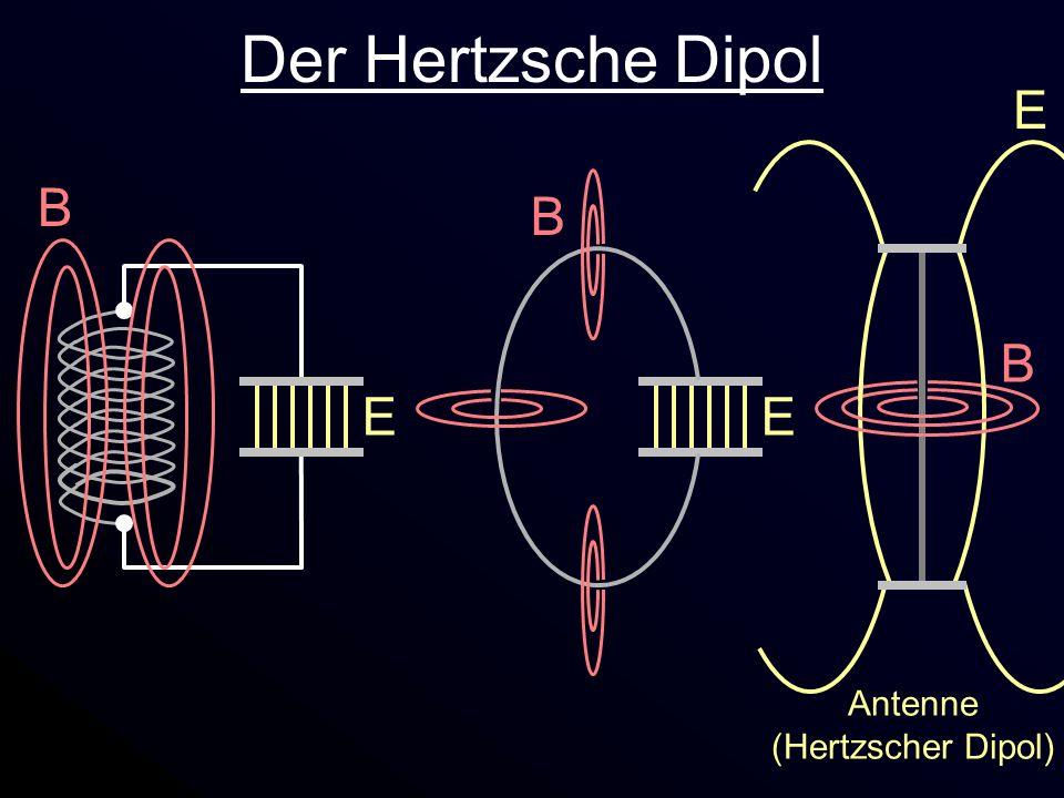 Antenne (Hertzscher Dipol)