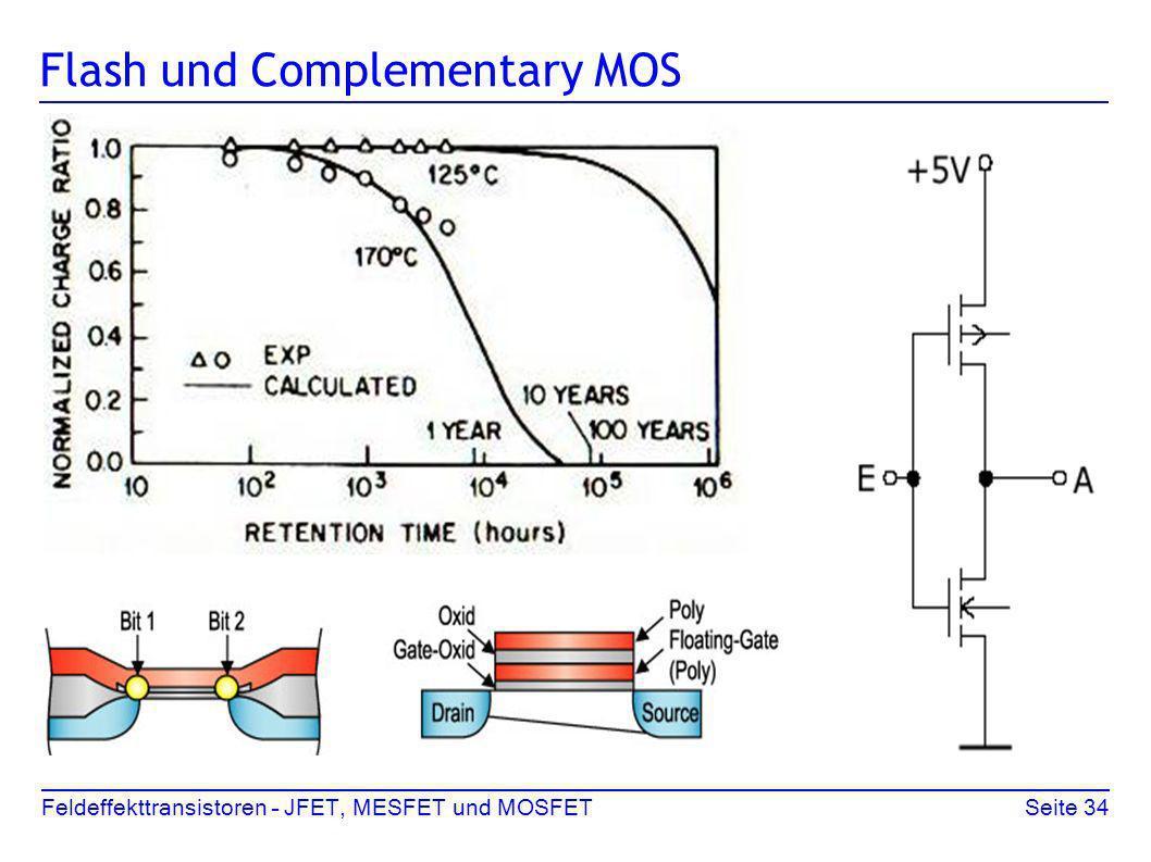 Flash und Complementary MOS