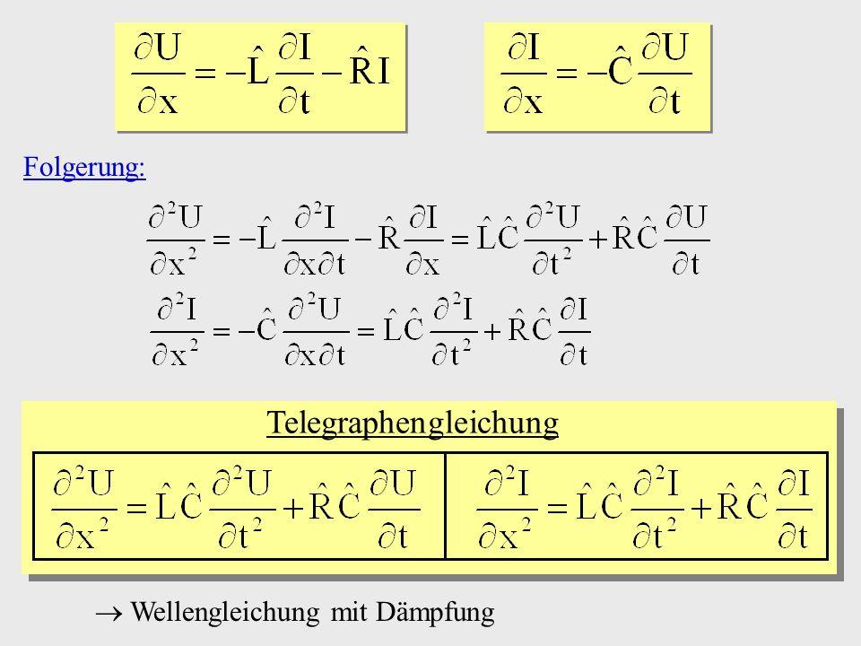 Telegraphengleichung