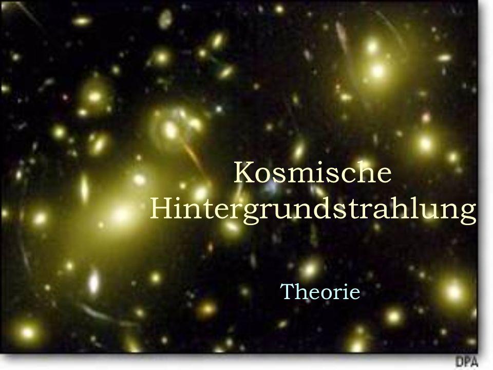 Kosmische Hintergrundstrahlung