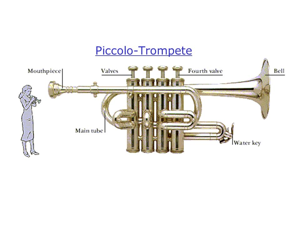 Piccolo-Trompete