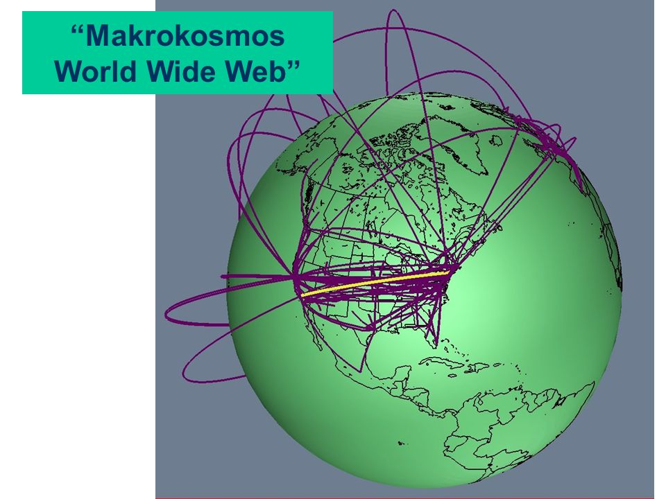 Makrokosmos World Wide Web