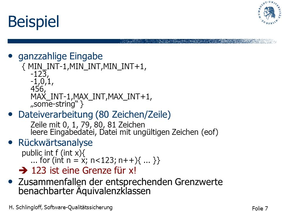 Beispiel ganzzahlige Eingabe Dateiverarbeitung (80 Zeichen/Zeile)