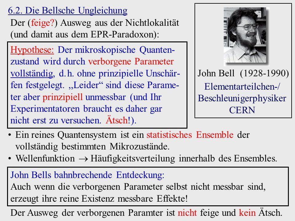 Elementarteilchen-/ Beschleunigerphysiker CERN