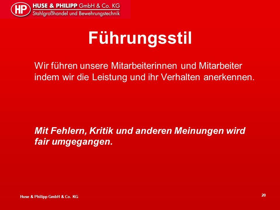 Huse & Philipp GmbH & Co. KG