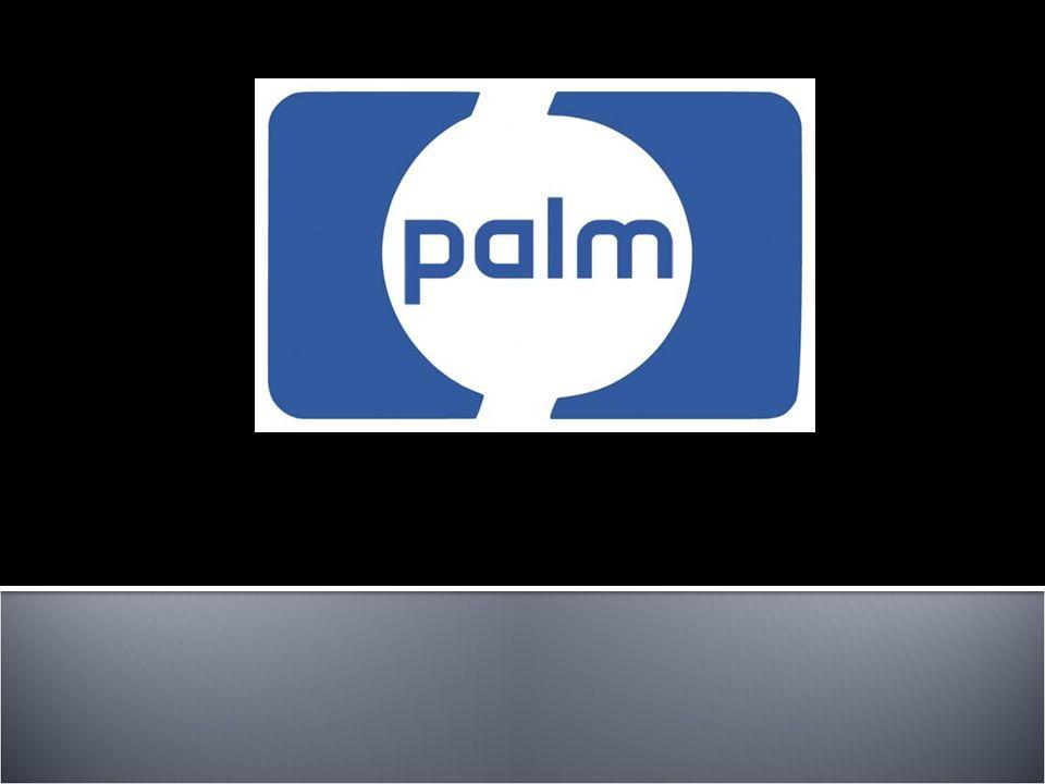 Palm Übernahme durch HP