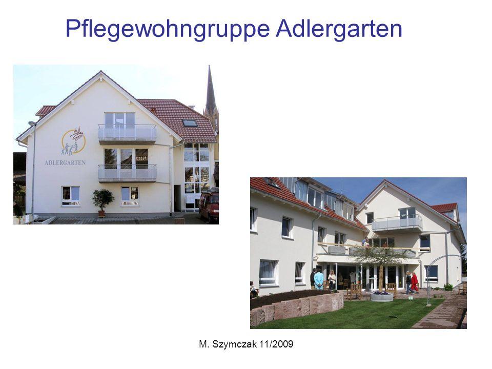 Pflegewohngruppe Adlergarten