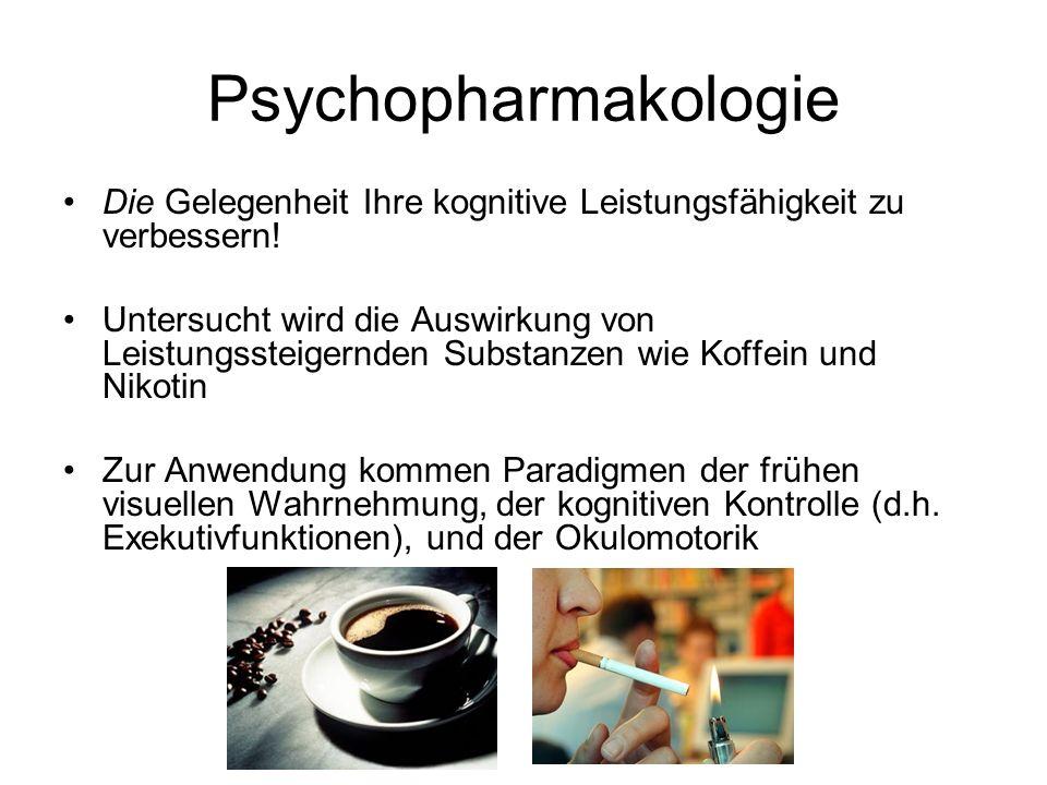 PsychopharmakologieDie Gelegenheit Ihre kognitive Leistungsfähigkeit zu verbessern!