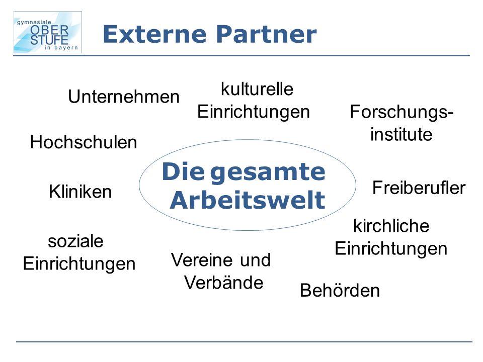 Externe Partner Die gesamte Arbeitswelt kulturelle Unternehmen