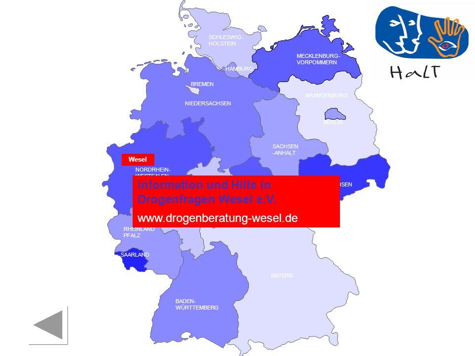 Information und Hilfe in Drogenfragen Wesel e.V.