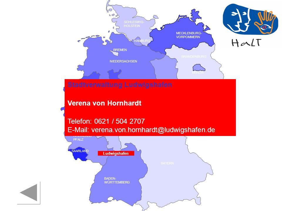 Stadtverwaltung Ludwigshafen Verena von Hornhardt
