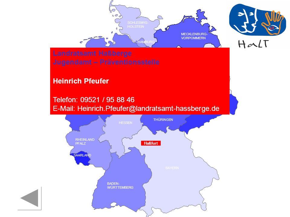 Landratsamt Haßberge Jugendamt – Präventionsstelle
