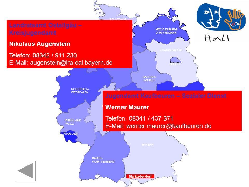 Landratsamt Ostallgäu – Kreisjugendamt Nikolaus Augenstein